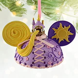 Disney Rapunzel Ear Hat Ornament