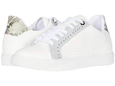 Steve Madden Von Sneaker (White Multi) Women