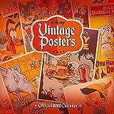 Official Disney Vintage Posters 2022 Calendar - Month To View Square Wall Calendar (The Official Disney Vintage Posters Square Calendar 2022)