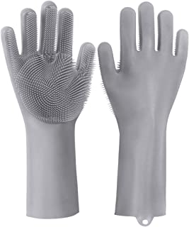 Best pot scrubbing gloves Reviews