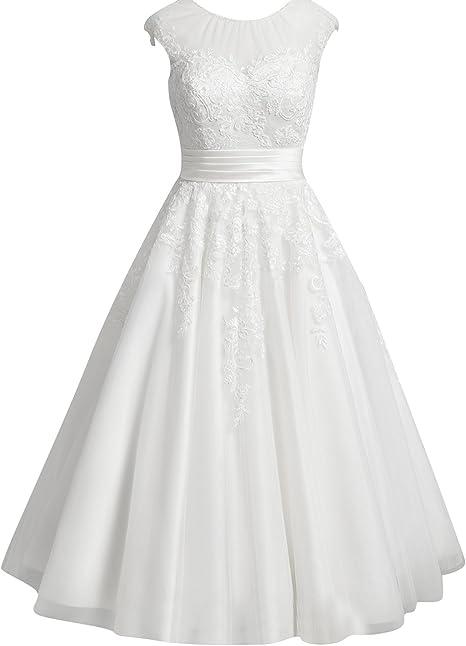 Schlicht brautkleid kurz Brautkleid Schlicht