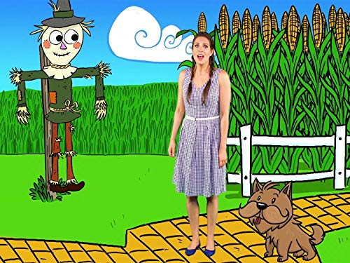 Wizard of Oz - Chapter 2 - Story Time with Ms. Booksy