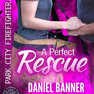 A Perfect Rescue audiobook cover art