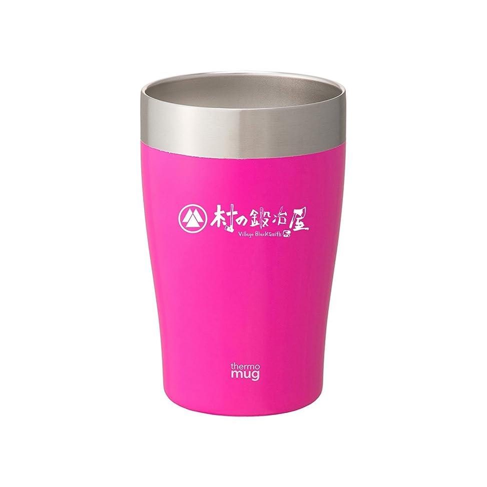 カヌー学習解釈する村の鍛冶屋?thermo mug(サーモマグ) ステンレス 真空断熱 2重構造 タンブラー Cheers(チアーズ) S