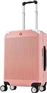 [スイスミリタリー] Signature シグネイチャー スーツケース Type F アルミフレームタイプ TSAロック 軽量 傷防止 一年保証 [SWISS MILITARY]