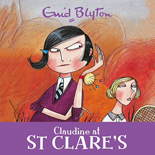 Claudine at St Clare's cover art