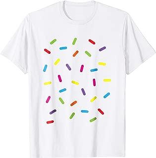 Ice cream Sprinkles Shirt Halloween Costume Easy