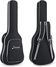Donner 39 inch Electric Guitar Gig Bag 0.3in Sponge Padding 600D Thick Ripstop Waterproof Nylon Soft Carry Case Dual Adjus...