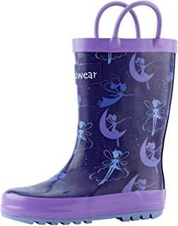 purple peace boots