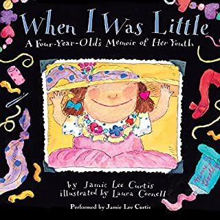 When I Was Little audiobook cover art
