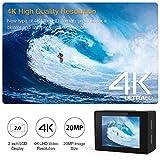 APEMAN Action Kamera WIFI sports cam 4K camera 20MP Ultra Full HD Unterwasserkamera - 4