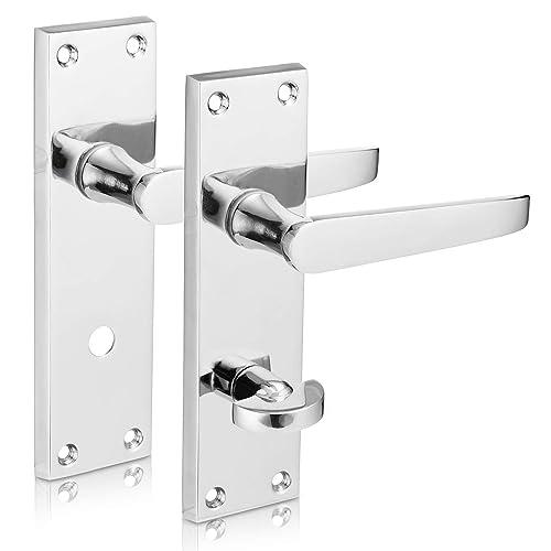 Bathroom Door Handles Amazon Co Uk