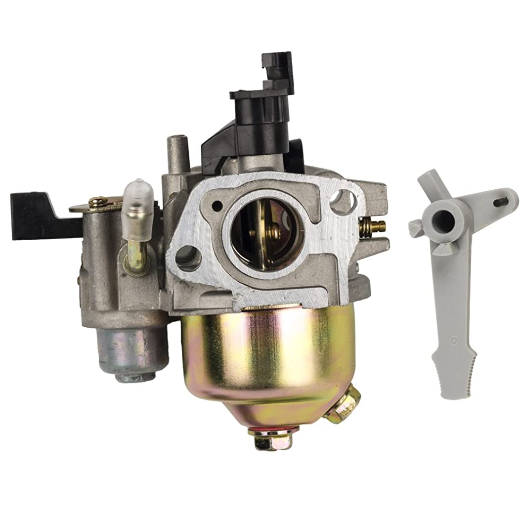 HIFROM(TM) Replace Carburetor for Harbor Freight Greyhound 196CC 6.5HP Lifan Gas Engine - 66014 66015 Carb