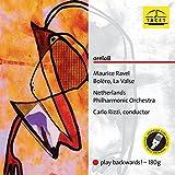 Ravel : Orelob. Boléro-la Valse. Rizzi