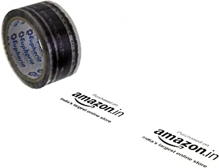 Euphoria Pack Amazon Branded Tape, Transparent - Set of 3