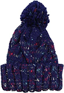 Milani Winter Thick Pom Beanie with Cuff Skull Cap Hat