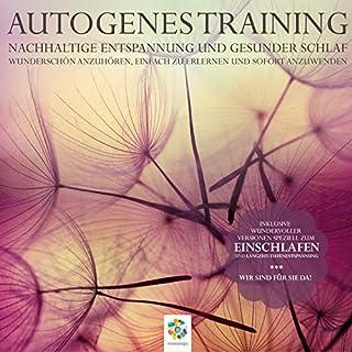 Autogenes Training: Nachhaltige Entspannung und gesunder Schlaf Titelbild