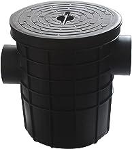 JIAN Vetval Keuken Interceptor Afvalwater Behandeling Fabriek Restaurant Afvalwater Tool Olie Afvalwater Sequerator Zwart ...