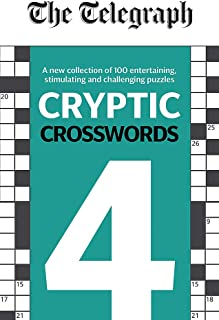 The Telegraph Cryptic Crosswords 4 (The Telegraph Puzzle Books)