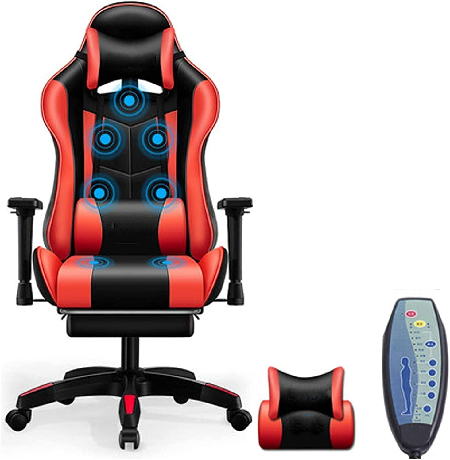 JYHZ Virginia Limited Special Price Beach Mall Gaming Chair Massage Game Large Ergonomic Ga Computer