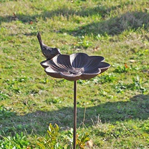 Vogelhaus Gusseisen Vogel