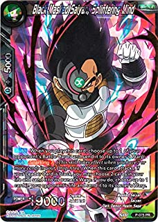 black masked saiyan card