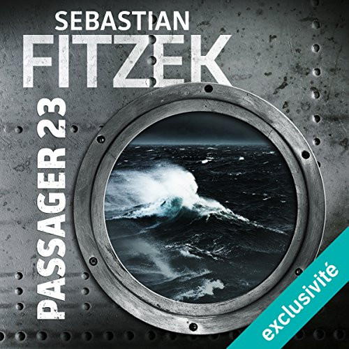 Passager 23 audiobook cover art