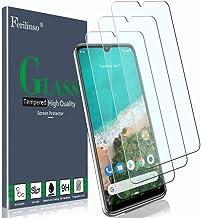 Ferilinso Cristal Templado para Xiaomi Mi A3,[3 Pack] Protector de Pantalla Screen Protector con garantía de reemplazo de por Vida para Cristal Templado Xiaomi Mi A3
