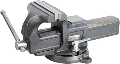 Bench Vise To To Install The Pieces In Place, 5 Inch - Sfmg125
