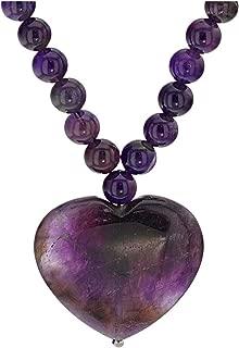 Best purple amethyst necklace Reviews