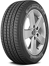 Yokohama Avid Ascend GT all_ Season Radial Tire-195/65R15 91H