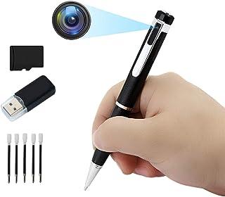 1080P Stift Mini-Kameras ,Bewegungserkennung kostenlose 32 GB Micro SD eingebaute und 5..