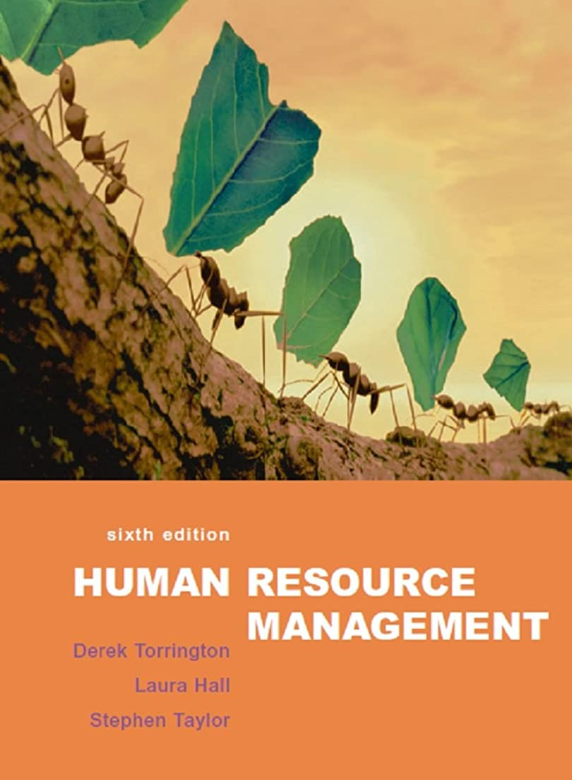 HUMAN RESOURCE MANAGEMENT (English Edition)