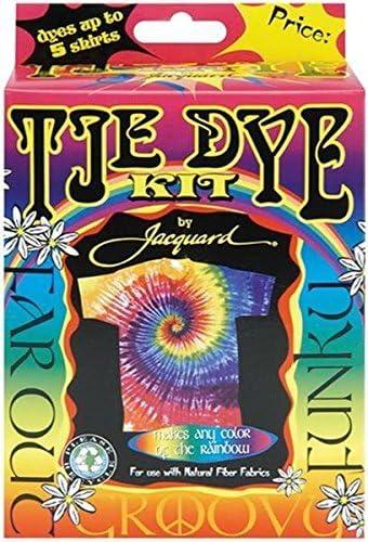 Jacquard Funky Groovy Tie Dye Kit 2 Pack