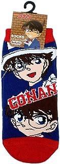 名探偵コナン[女性用 靴下]レディース ソックス/コナン&キッド
