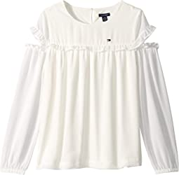 Chiffon Top (Big Kids)