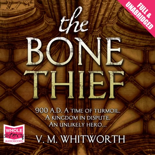 The Bone Thief cover art