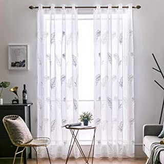 Best feather window curtains Reviews