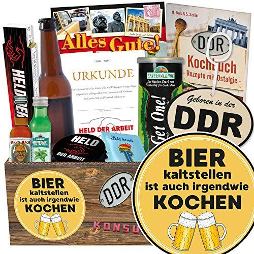 Bier kaltstellen / Männer Box / Bier Männergeschenk