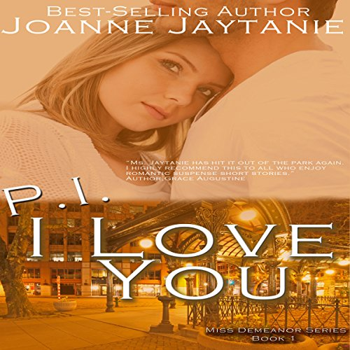 P.I., I Love You audiobook cover art