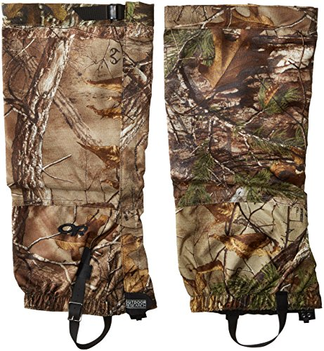 Outdoor Research Men's Rocky Mountain High Gaiters, Realtree Xtra, Medium