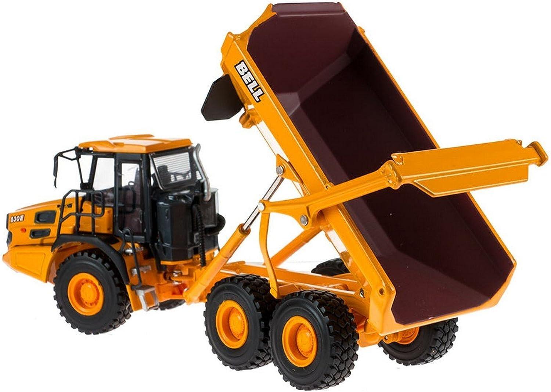 autorización oficial USK Scalemodels USK31003 Articulated Articulated Articulated Dump Truck B30E 1 50 MODELLINO Die Cast Compatible con  buscando agente de ventas