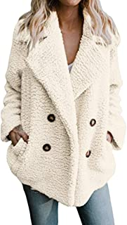 CUCUHAM Women's Casual Jacket Winter Warm Parka Outwear Ladies Coat Overcoat Outercoat