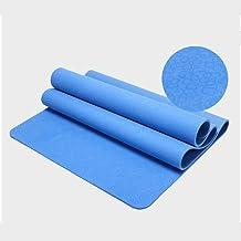 Yoga Matten 183 * 122 cm Dubbele Sport En Fitness Dans Mat Kruipen Mat Kleur Optioneel