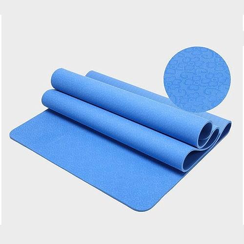 Pique-Nique 183  122cm Double Sports et Tapis de Danse de Tapis de Yoga de Forme Physique Rampant Couleur de Tapis facultative