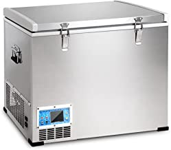 Glacio Portable Fridge Car Fridge Freezer Outdoor Freezer Cooler 12V 24V 240V 70-168L Fridge for Camping, Home and Office