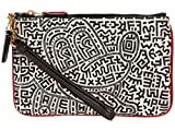 COACH Coach X Disney Keith Haring Mickey Labyrinthe Petit bracelet, blanc (craie), Taille unique