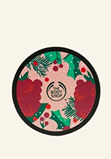 The Body Shop Festive Berry BODY BUTTER 200ml Special Edition 2020 MOISTURISER SWEET, TANGY AND FRUITY SCENT VEGAN