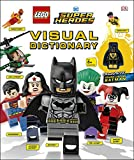 Lego DC Comics Super Heroes. Visual Dictionary UPDA: With Exclusive Yellow Lantern Batman Minifigure...