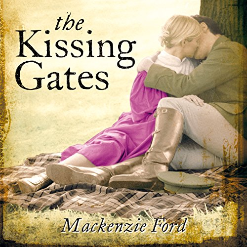 The Kissing Gates audiobook cover art